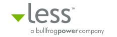 Less a bullfrogpower company
